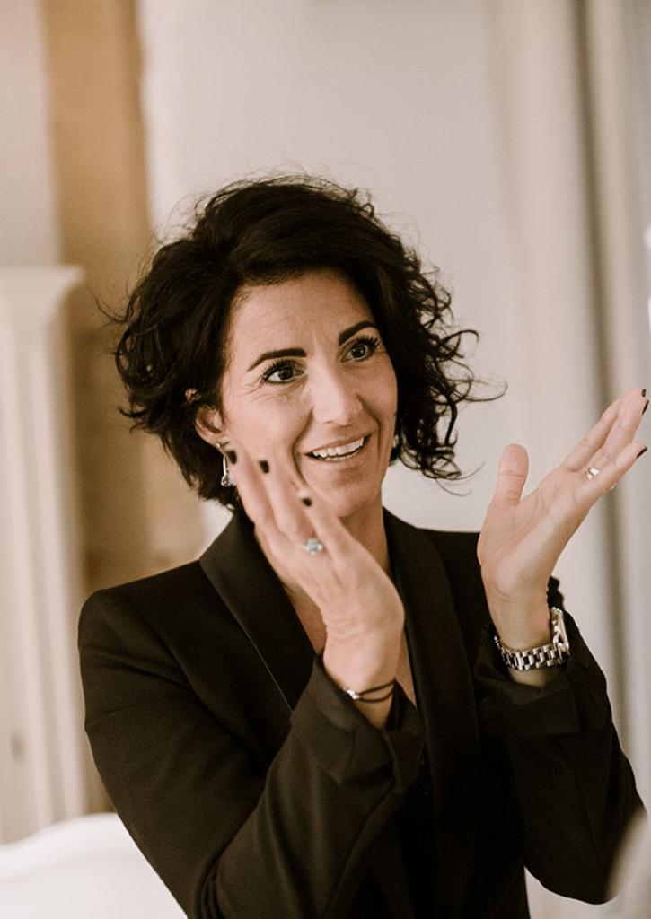 Stéphanie Monferran fondatrice purple relooking